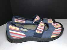 Keen Harvest Women Multi Color Mary Jane Shoes Size 6.5M Pre Owned CQ