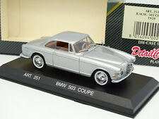 Detalle Cars 1/43 - BMW 503 Coupe Gris