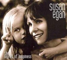 SUSAN EGAN - THE SECRET OF HAPPINESS [DIGIPAK] * NEW CD