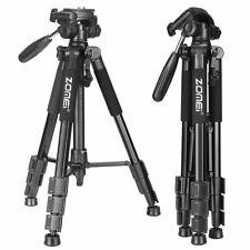 New Zomei Tripod Z666 Professional Portable Travel Aluminium for DSLR Camera