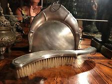 Rare! Table Cleaning Set Brush Pallet Pulizia Tavola Paletta Spazzola '900