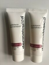 Dermalogica Multivitamin Thermafoliant 10ml x 2 Age Smart Travel Size Sealed