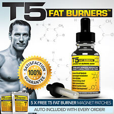 T5 FAT BURNERS SERUM- STRONGEST LEGAL WEIGHT LOSS SLIMMING & DIET LOSS PILLS ALT