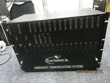 Plant Equipment Emergency Communications System