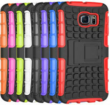 SHOCKPROOF HEAVY DUTY TOUGH WITH STAND HARD CASE COVER FOR SAMSUNG GALAXY PHONES