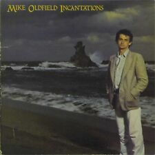 MIKE OLDFIELD 'INCANTATIONS' UK DOUBLE LP