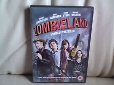 Zombieland (DVD, 2010) WOODY HARRELSON,EMMA STONE.