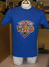 Vintage Dr Who 1980s 50/50 Blend Soft Thin Shirt TV RARE L