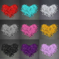 2000 pcs Diamond Table Confetti Wedding Crystal Decoration Acrylic Gem Party NL
