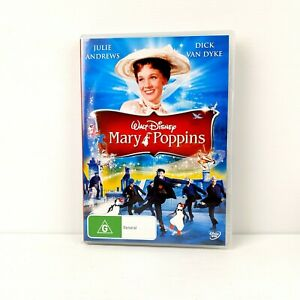 Mary Poppins - DVD - FREE POST
