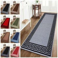 Non Slip Rubber Backing Long Narrow Hallway Rugs Kitchen Floor Carpet Runner Mat