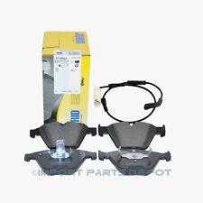 BMW Front Brake Pads Pad Set Jurid 94915 + Sensor 89492 (VIN#REQUIRED)