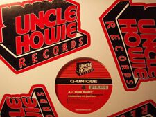 "Q-UNIQUE + BEATNUTS - ONE SHOT / ME THAT'S WHO (12"")  2004!!  RARE!!  ARSONISTS"