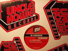 """Q-UNIQUE + BEATNUTS - ONE SHOT (12"""")  2004!!! RARE!!! ♫"""