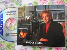 Barry Manilow duet with Expose Jingle Bells Arista Records 665 018 CD Single