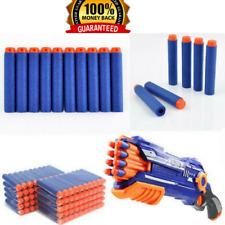 100pcs//200//300 of n-strike elite nerf darts for nerf guns soft bullet head 7.2c