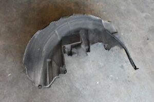 2008-2013 Lexus IS-F oem LH left driver rear fender liner mud guard 65638-53010