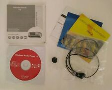 iRiver T10 Accessories Only Instructions Install Disc Neck Band Ear Pads