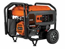 Generac 7996 - HL6500E 6500 Watt Electric Start Portable Generator, 49-State/CSA