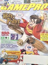 GamePro Magazine Harry Potter And The Sorcerer 2002 122817nonrh