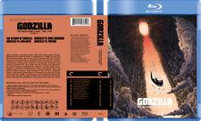 Godzilla Heisei-Era Collection Custom Blu-ray Covers w/ EMPTY Cases (No Discs)