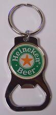 Heineken Beer Logo Bottle Opener Keychain