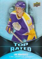 2016-17 Upper Deck Overtime Hockey Top Rated #TR-3 Luc Robitaille LA Kings