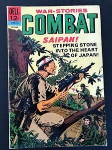 COMBAT #26 DELL COMICS 1967 FN-