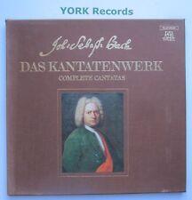 SKW 4/1-2 - BACH - Complete Cantatas Vol 4 BWV 12-16 - Ex 2 LP Record Box Set