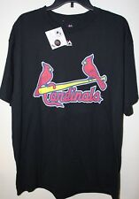 Yadier Molina ~ St. Louis Cardinals ~ Majestic T Shirt Jersey ~ Men's XL