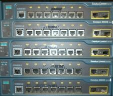 Cisco Catalyst WS-C2960G-8TC-L, 8-Port Gigabit Ethernet Switch (LOT OF 5)