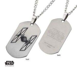 Han Cholo STAR WARS Tie Fighter Pendant Necklace Officially Licensed SOLD OUT