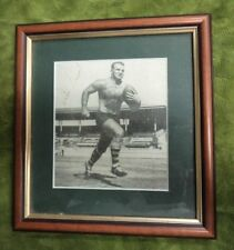 #AA8. FRAMED RUGBY LEAGUE PHOTO OF PETER DIMOND - SIGNED