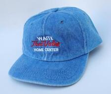 WAITE True Value HOME CENTER One Size Fits All Strapback Baseball Cap Hat