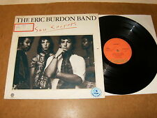 THE ERIC BURDON BAND : SUN SECRETS - GERMANY LP - CAPITOL 1C 056 81 819 - 1974