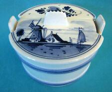 Butter Dish Ceramic Of Delf Ref 302762227958