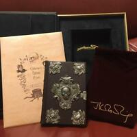 J. K. Rowling the tales of beedle the bard Harry Potter Limited Book Rare F/S