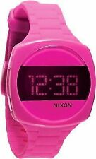 Nixon Dash Unisex Digital Watch Casual Purple A168644 A168877