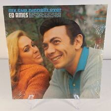 "ED AMES MY CUP RUNNETH OVER  LP 12"" 33 RPM RCA"