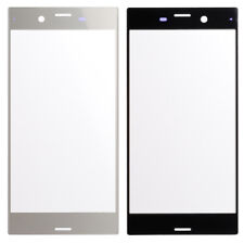 For Sony Xperia XZ F8331 F8332 Front Outer Glass Screen Lens Silver Replacement