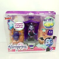 Disney Vampirina & Gregoria Glowtastic Friends Ghoul Glow Talking Light Up Talk