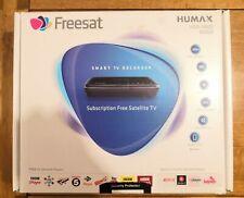 Humax HDR-1100S 500 gb Freesat Satellite TV Recorder - still in original box