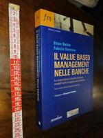 LIBRO:Il value based management nelle banche-Ettore Natale