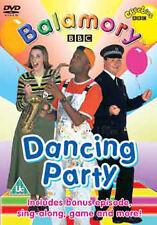 BALAMORY - DANCING PARTY - DVD - REGION 2 UK
