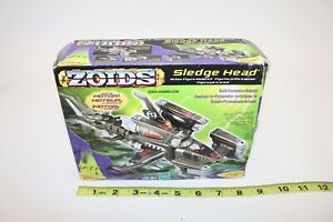 Zoids - Sledge Head RZ-003 - Hasbro (2001)