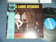 THE LONG RUDERS Japan 1985 NM LP+Obi NATIVE SONS