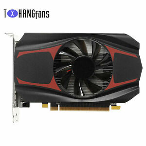 128Bit PCI-E HDMI 4GB 1000MHz GDDR5 Fan Cooling 3D Game Graphics Card Video ATF