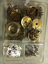 jäeger lecoultre Calibre 240 Reveil Box Of Parts Nos Clock