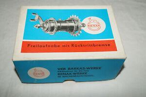 VEB Renak/Barkas-Werke IFA Kombinat FREILAUFNABE DDR Leerbox Karton ostalgie