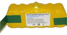 14.4V 4500mah Vacuum Battery for iRobot Roomba 500 530 510 550 560 570 540 R3